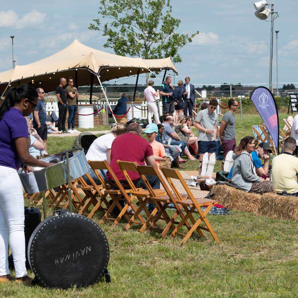 Alconbury Weald big summer bash