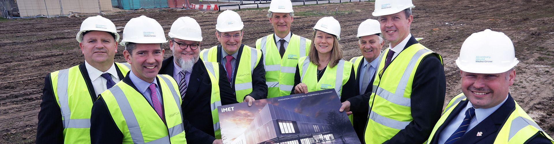 01.04.16_IMET training centre project secures £10.5 million.jpg